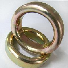 Σφραγίδα οβάλ δακτυλίου