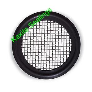 EPDM Tri-Σφραγίδα υγιεινής οθόνης σφιγκτήρα