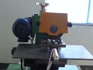Μηχανή στίλβωσης για δαχτυλίδι SWG