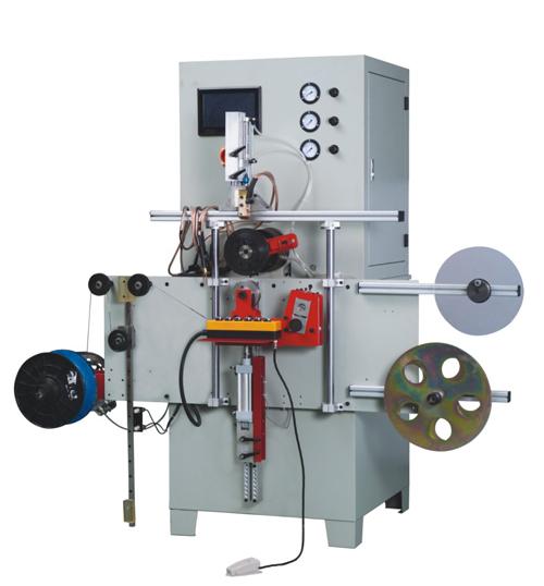 Αυτόματη μηχανή περιτύλιξης για σπειροειδής πληγή