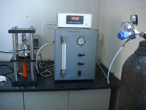 Μηχανή ελέγχου της αντοχής του αέρα