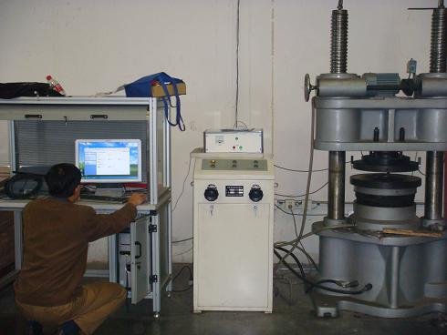 Πλήρης δοκιμαστική μηχανή δοκιμών επιδόσεων φλάντζας