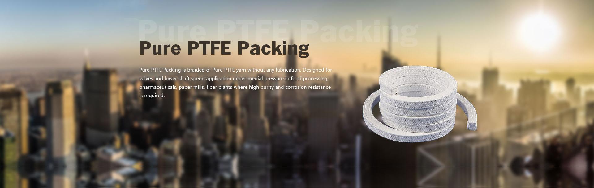 Συσκευασία PTFE